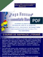0balada Pasa Hassan de George Cosbuc
