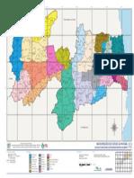 Microrregioes Do Estado Da Paraiba