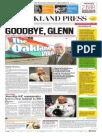 Editor Glenn Gilbert Retires
