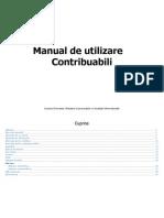Manual de Utilizare -Ghiseul.ro
