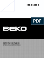 Beko - Plita HIG64220_SX