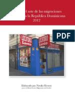 Estado Del Arte de Las Migraciones en La RD