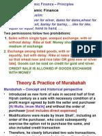 Islamic Finance Principles
