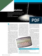 Salzreduktion