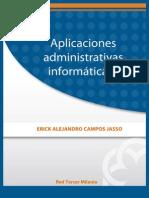 Aplicaciones Administrativas Informaticas I-Parte1