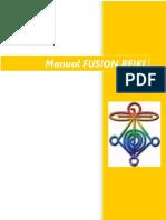 Manual Fusion Reiki Siddhi Hum