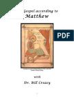 The Bible Syllabus - Matthew
