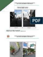 REGISTRO FOTOGRÁFICO POSTE CNT