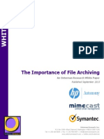 TheImportanceofFileArchiving_WhitePaper