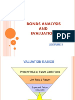 Fund.finance Lecture 3 Valuing Bond 2011 Revised