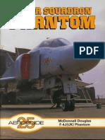 F-4J Phantom II Tiger Sqn [Aeroguide 25]