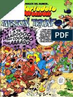 Mortadelo y Filemon Mision Triunfo