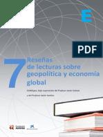7 libros de geopolítica y economia mundial by ESADEGEO_es