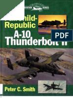Fairchild-Republic a-10 Thunderbolt II