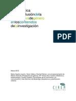 Guia Perspectiva Genero Investigacion UA
