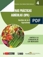 Buenas Practicas Agricolas (BPA)