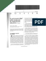 4 Article La psico como propuesta de intervencion educativa - Llorca.pdf
