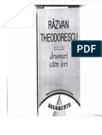 Razvan Theodorescu-Drumuri Catre Ieri