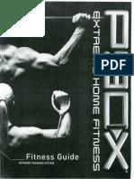 Fitness pdf p90x3 guide