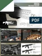 CMMG 2013 Catalog