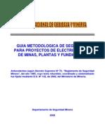Guia Electrificacion Faenas Mineras