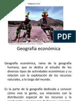 GEOECONOMIA