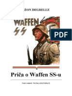 General Leon Degrelle - Prica o Waffen SS-u