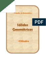 Trabalho de sólidos geométricos