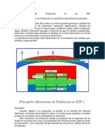 Mecanismos de Producción en los YNF
