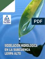 Tesis ''MODELACIÓN HIDROLÓGICA DE LA SUBCUENCA LEMPA ALTO''
