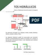 CLASE CIRCUITOS HIDRÁULICOS
