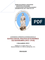 PROGRAM Elitele Bacalov 2 Dec 2013