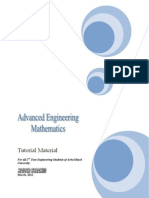 Applied Mathematics III