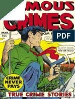 Famous Crimes Covers