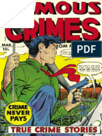 Famous Crimes Covers