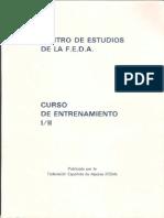 Centro de Estudios de La FEDA - Curso de Entrenamiento I y II