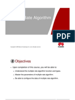 Microsoft Power Point - 9 OMF000407 Multiple Rate Algorithm ISSUE2