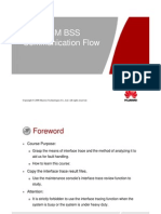 Microsoft Power Point - 10 OMF001003 GSM BSS Communication Flow ISSUE2