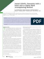 Synthesis of Triaxial LiFePO4 Nanowire.pdf