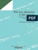 De Los Dolores y Las Penas. Guagliardo, V