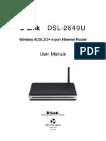 DSL-2640U_B2_Manual