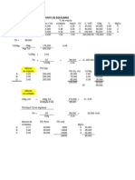 Mezcla de Productos en Pto Equilibrio