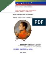 proyecto invernaderos-C.A. EL PORRO.doc