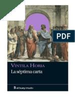 189568215 122337087 Horia Vintila La Septima Carta PDF