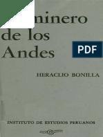 El Minero de Los Andes Heraclio Bonilla
