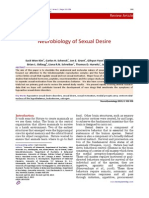 Neurobiology of Sexual Desire
