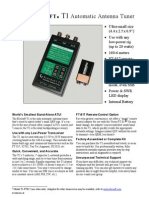 T1 Data Sheet NP0706 RevB
