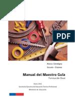 Manual Del Maestro Guia