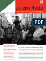 Boletim da Rede Portuguesa de Museus | nº32