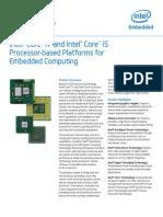 Core i7 i5 QM57chipset